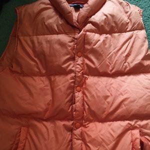 Boys size 18-20 lands end puffer vest